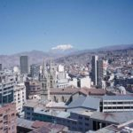 Photograph of La Paz, Bolivia