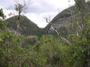 Photograph of Tetas de Juana, Cuba