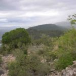 Photograph of landscape in Guantanamo, Cuba