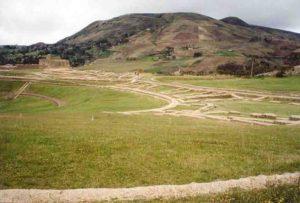 Photograph of Ingapirca Ruins, Ecuador