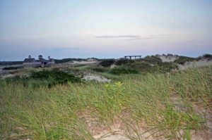 Photograph of landscape at Horseneck Beach, MA