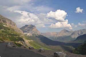 Photograph of Glacier National Park, MT