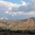 Photograph of landscape in Chiapas, Mexico