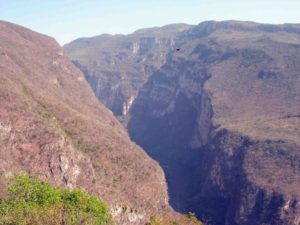 Photograph of Sumidero Canyon, Mexico