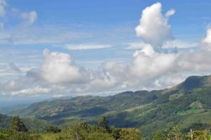 Photograph of landscape in Cocle Province, Panama