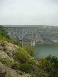 Photograph of Pecos River, TX