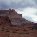Photograph of southern Utah landscape